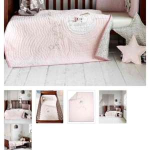Mamas & Papas Millie And Boris Coverlet (duvet) £12.99 very **glitch or price error £89 in mamapapas
