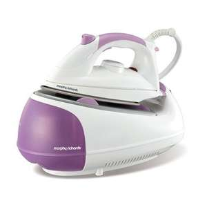 Morphy Richards 42244 Jet Steam Generator Iron, 2200 W - Purple £49 @ Amazon
