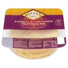 Pataks poppadums and Naan breads half price 99p @ Tesco