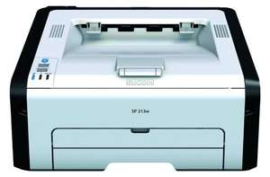 Ricoh SP 213w Wireless A4 Mono Laser Printer [Now £27.95] @ Amazon [Dispatched from and sold by iZilla] or via ebay store