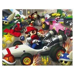 Nintendo - 100 Piece Lenticular 3D Jigsaw Puzzles (Add-on item) £3.99 Sold by Collectors Kingdom and Fulfilled by Amazon.