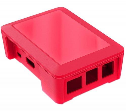 RASPBERRY PI B Board Case - Raspberry Pink - £2.49 at Currys/PC World