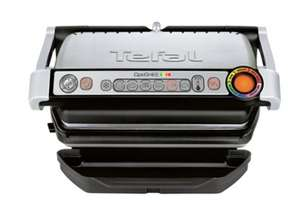 Tefal GC713D40 Stainless Steel OptiGrill Plus Health Grill (Lightning Deal @ Amazon) £79.99