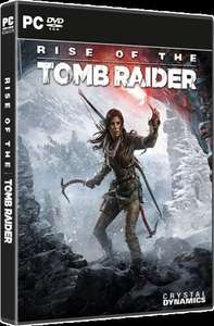 Rise of the tomb raider PC - Microsoft Store Ukraine £8.28