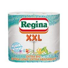 Regina XXL Kitchen Roll 2pk - £1.45 (Was £2.95) @ Wilko (+Regina toilet tissues on sale - see description)