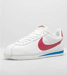Nike Cortez OG / Leather Trainer (sizes UK 6, 9, 9.5, 10 & 11)Was £85 FROM £50 @ Size (online)