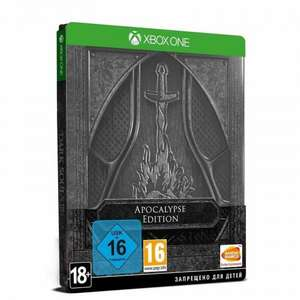 Dark Souls III:  Apocalypse Edition - Only at GAME (Xbox One) £29.85 Delivered @ Simply Games Via eBay