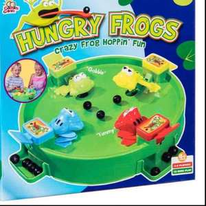 Hungry Frogs Reduced instore @ Matalan £3.50