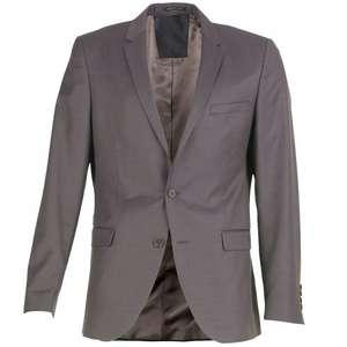 Selected Homme Mens One Mylo Viz 4 Stripe Blazer Dark Grey £19.98 delivered @ M&M direct