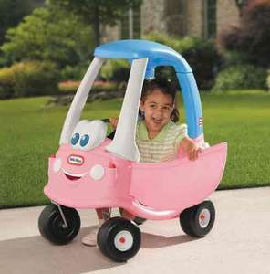 Little Tikes Classic Cozy Coupe Ride-on (Pink) Amazon £29.99 delivered (Prime Exclusive)