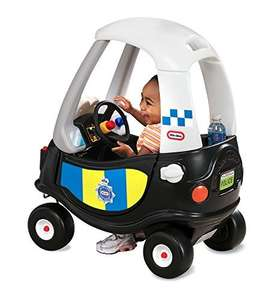 Little Tikes Cozy Coupe Patrol Police Car £29.99 Del @ Amazon (Prime Exclusive Deal) + Others in Comments