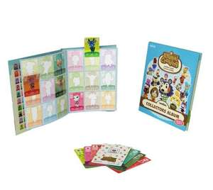 Animal Crossing amiibo Cards Collectors Album - Series 3 £2.57 [£4.56 Non Prime] @ Amazon