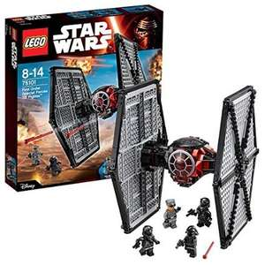 Lego Star Wars 75101: First Order Special Forces TIE fighter £36.99 @ Amazon with free delivery