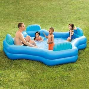Family Lounge Pool (was £30) Now £22.50 c&c at Asda George