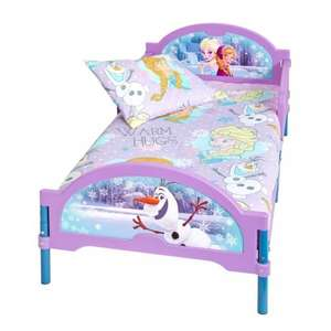 Disney Frozen Toddler Bed was £69.98 Del now £38.98 Del (with code) @ Smyths Toys (C+C for £28.99) Other Baby items in 1st post