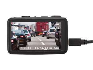 LIDL car care offers including dash cam £29.99 starts 18th july