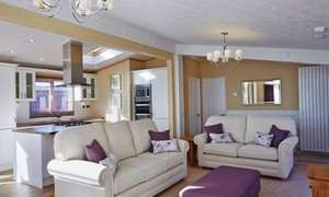 3 or 4 Night Caravan Stay from £95, was £201 with Groupon