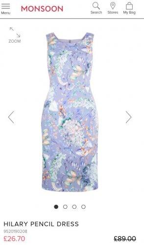 "Beautiful Monsoon ""Hilary"" dress - 70% off £26.70"