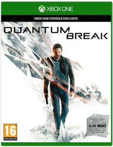 Quantum Break Xbox One £21.85 @ Simply Games [Includes Alan Wake + DLC]