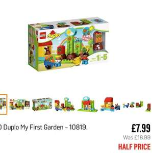Lego Duplo 10819 £7.99 @ Argos collection and Delivery