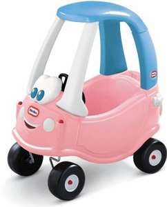 Little Tikes Classic Cozy Coupe Ride-on (Pink) £22.99 possibly £12.99 (Prime only)