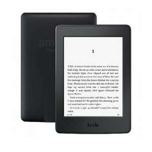 kindle paperwhite £79.99 @ amazon (prime only deal of the day - wifi with offers)