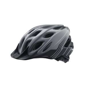 Giant Argus Bike Helmet Charcoal - Rutland Cycles - £12.99