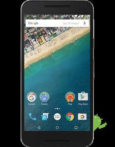 LG Nexus 5X 16GB SIM Free £169 Carphone Warehouse