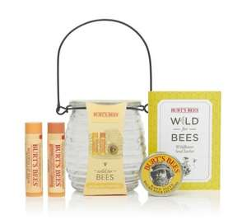 burt's bees wild for bees gift set. ideal teacher present. £5 Amazon prime