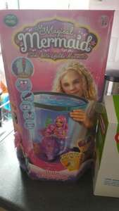 magical mermaid £10 in asda