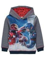 Lots of Kids Clothes Reduced ie T-Shirts now from £1 + Free C+C @ Asda George (Capt America Hoodie now £4 / Minecraft Hoodie was £12 now £5)