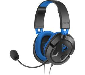 Turtle Beach Recon 60P Amplified Stereo Gaming Headset - PS4 and Xbox One for £24.99 delivered at Currys