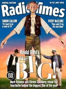 RADIO TIMES 12 ISSUES £1, GARDENER'S WORLD, GOOD FOOD, TOP GEAR, COUNTRYFILE ETC MAGAZINES ALL 5 ISSUES £5, MANY MORE AT BUYSUBSCRIPTIONS