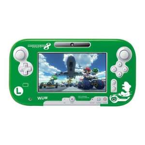 Luigi Gamepad Protector for Wii U - EXCLUSIVE £5.40 (+£1.99 del) @ Nintendo Shop