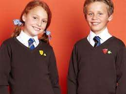 All school uniform £2.50 at M&S Outlet Freeport Braintree