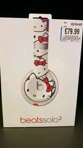 Hello kitty beats by dre £79.99 @ HMV