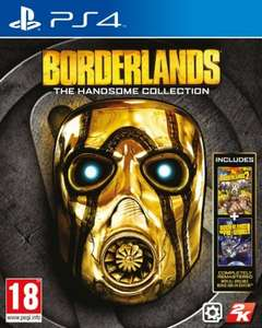 Borderlands: The Handsome Collection Ps4/Xbox One £16.85 @ Shopto