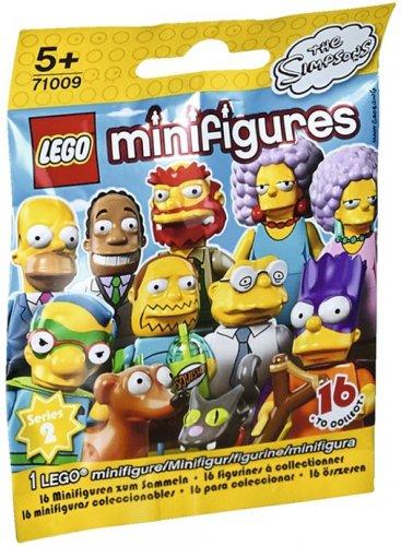 LEGO Simpsons Minifigures Series 2 99p / LEGO Minifigures Series 15 £1.29 @ Argos