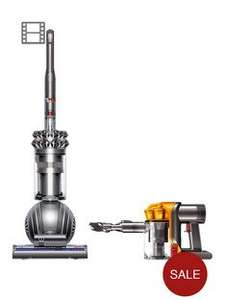 Dyson big ball animal upright hoover with free hand held dc34 £499 Littlewoods