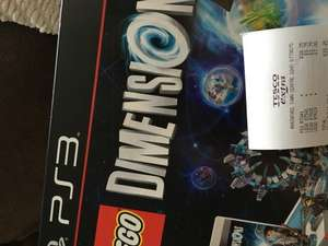 Lego Dimensions starter packs - Xbox One £18.75 @ Tesco in store