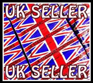 100 condoms. Electronically tested, CE marked, union jack design £5.99 ebay /  uk-home-essentials