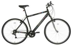Apollo Transition Mens Hybrid Bike RRP £229 £98.10 @ Halfords