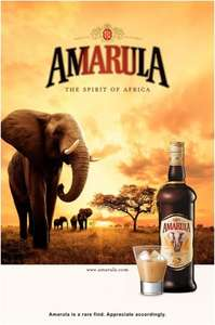 Amarula Cream 70cl - **INSTORE** At Sainsburys - Just £6 (normally £12) - Excellent Price