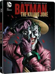 Batman: The Killing Joke - Blu-ray Steelbook (Pre-Order) £14.50 delivered from Amazon France