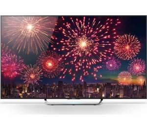 "SONY BRAVIA KD55X8509C Smart 3D 4k Ultra HD 55"" LED TV £799 @ Currys"