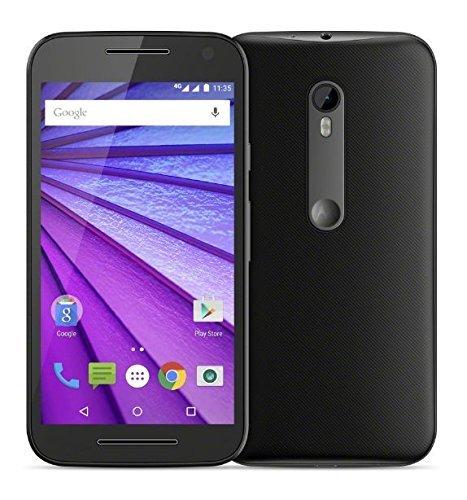 Motorola Moto G 3rd Generation £109 @ Amazon (Cheapest it's been)