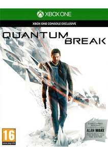 Quantum Break Xbox One @ Simply Games for £24.85