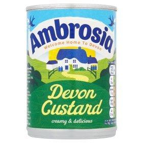 Ambrosia Custard 50p, Ambrosia Rice Pudding 50p at ASDA