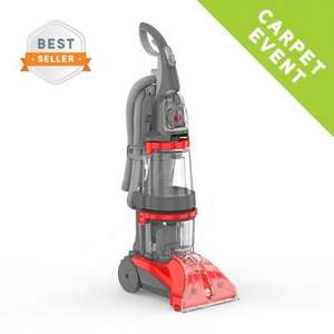 Vax Dual V Carpet Cleaner £119.99 vax.co.uk