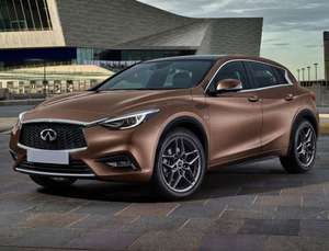 Infiniti Q30 1.5d Premium 2015 Model Solid Paint £4703.70 over 2 years at Gateway2Lease
